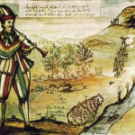 Bild von Augustin von Moersperg aus dem Jahr 1592 [Public domain]