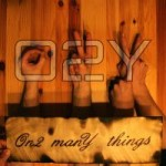 On2 manY things (Akustik-EP) VÖ: 2015