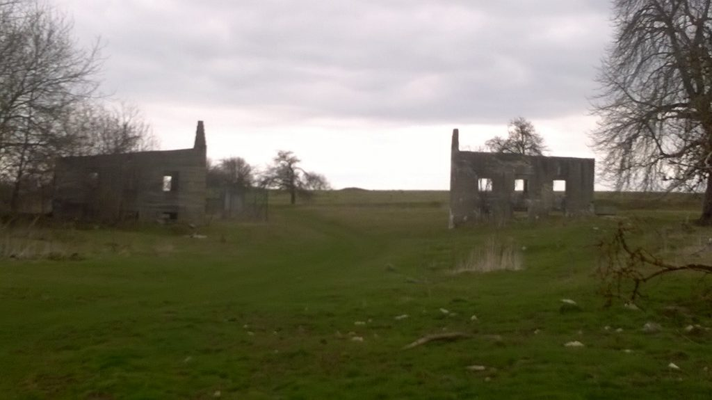 Gruorn ruinen