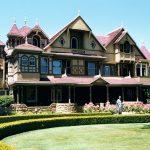 Das Winchester-Haus in San Jose (Kalifornien, USA).