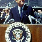 John F. Kennedy, 1962