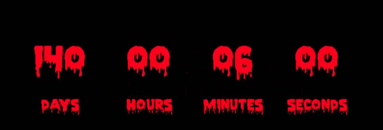 """Der Countdown des """"Red Room Summer"""" 2016: Danach gabs nichts zu sehen"""