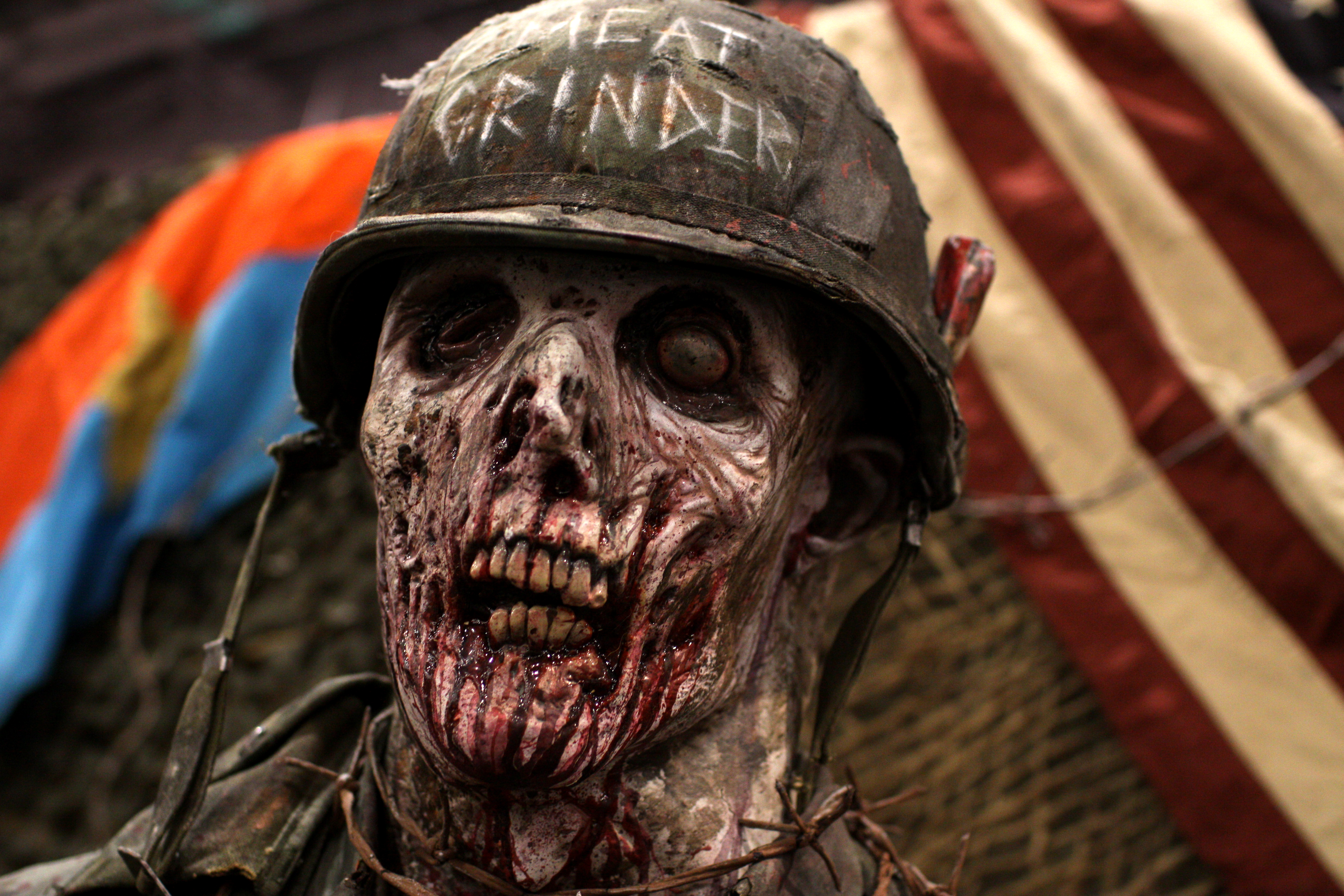 Ein Zombie | Foto: Gage Skidmore via Flickr