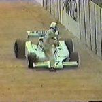 Die Kameraaufnahme des Unfalls von Tom Pryce