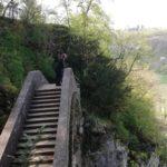 Steffen auf der Teufelsbrücke