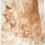 Francesco Melzi - Portrait of Leonardo