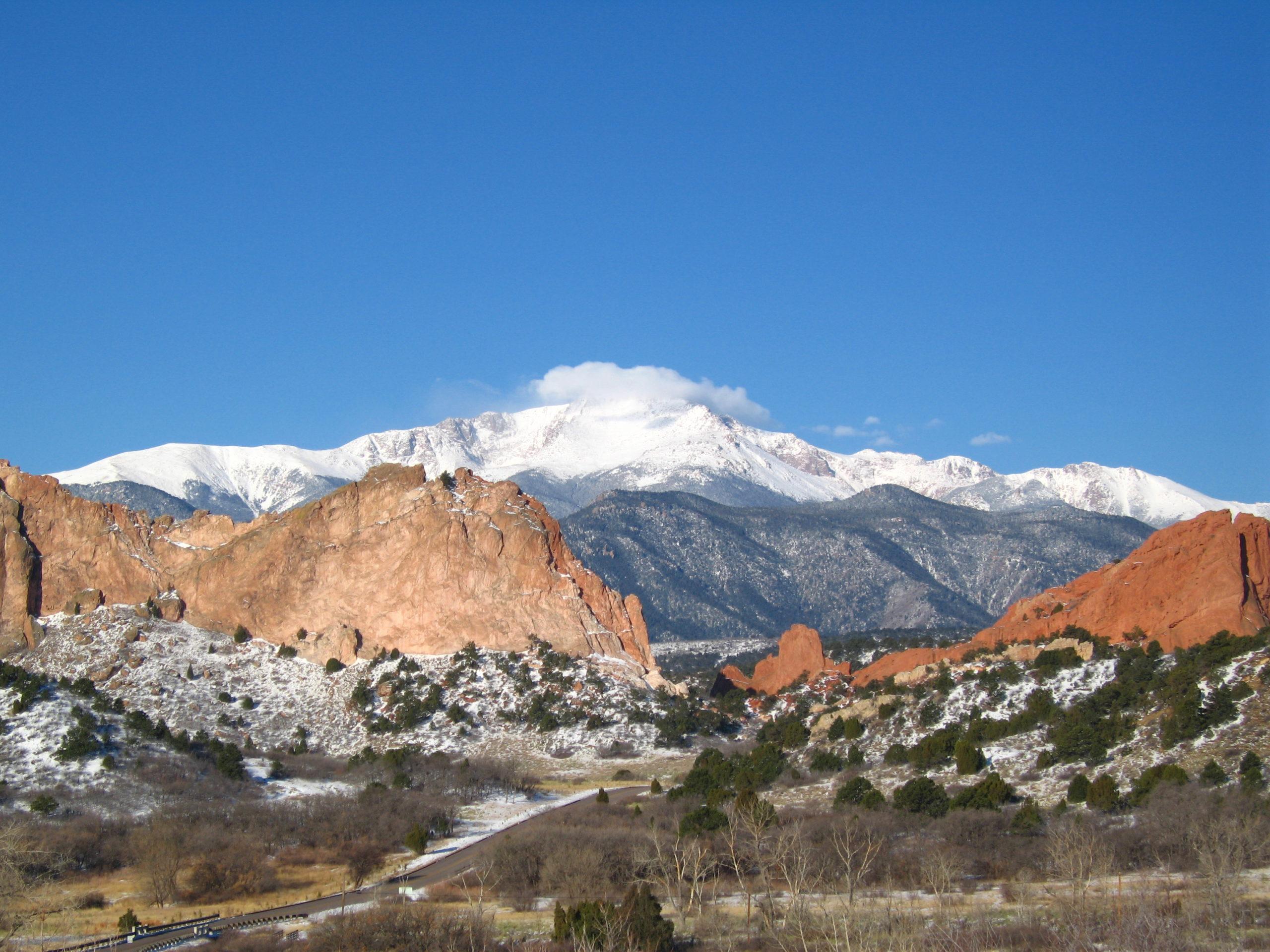 Rocky Mountains Schatz